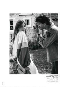 Constance Jablonski dans le magazine ELLE juillet 2019 9