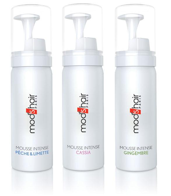 Soin des cheveux : une coupe soin : un service et un produit mod's hair