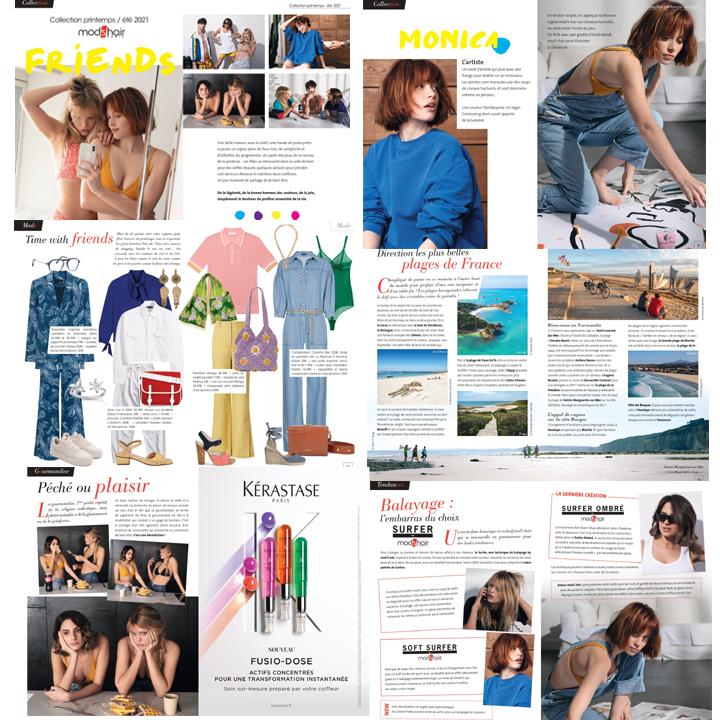 magazine copier