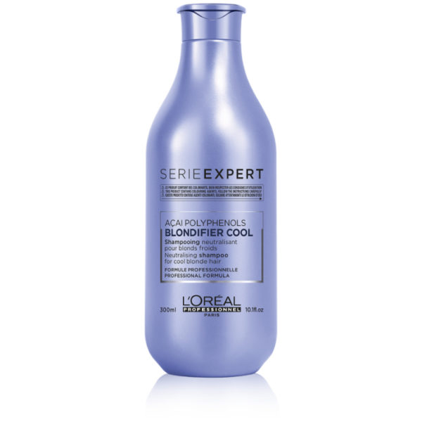 loreal shampoing blondifier cool